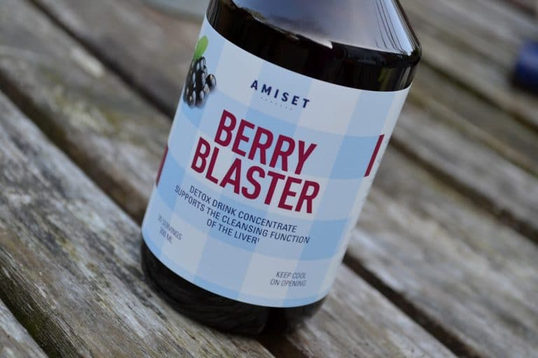 Berry Blaster Detox Review