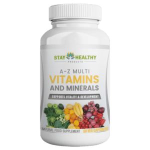 stayhealthy a-z multi vitamins and minerals