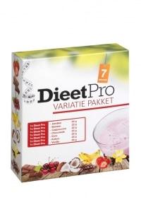 dieet pro variatiepakket