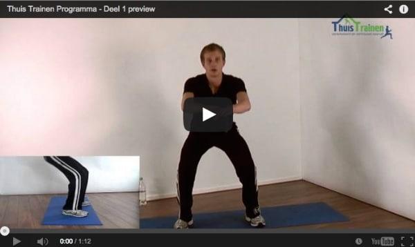 Gratis Thuis Trainen Oefeningen Video's