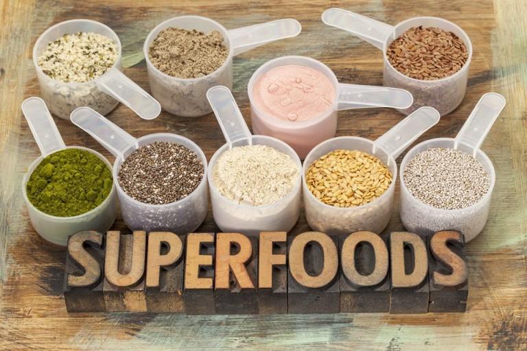 Win een Superfood Startpakket