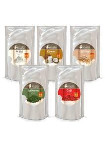 superfood-verpakkingen