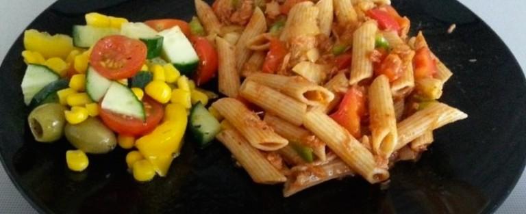Breng kleur in je maaltijd