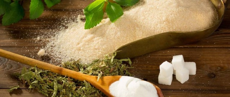 Stevia Natuurlijk en Onbewerkt