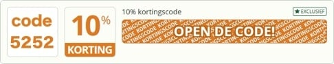 kortingscode1