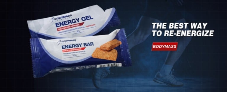 Bodymass Sportvoeding Action; Review