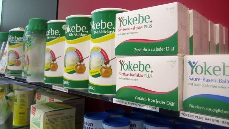 Yokebe Dieet Shakes Review