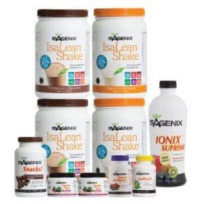 Isagenix-supplementen