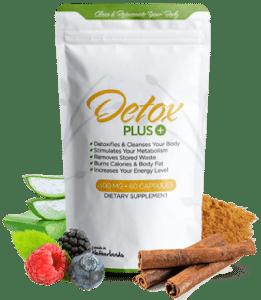 detox plus verpakking