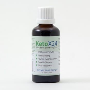 ketox24 afslankdruppels 24 dagen