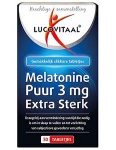 lucovitaal melatonine getest