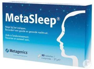 metasleep slaapmiddel review