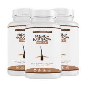 Premium Hair Grow Formula