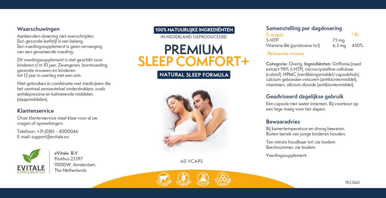 Premium Sleep Comfort gevaarlijk?