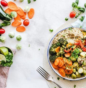 Afvallen met gezond en lekker eten