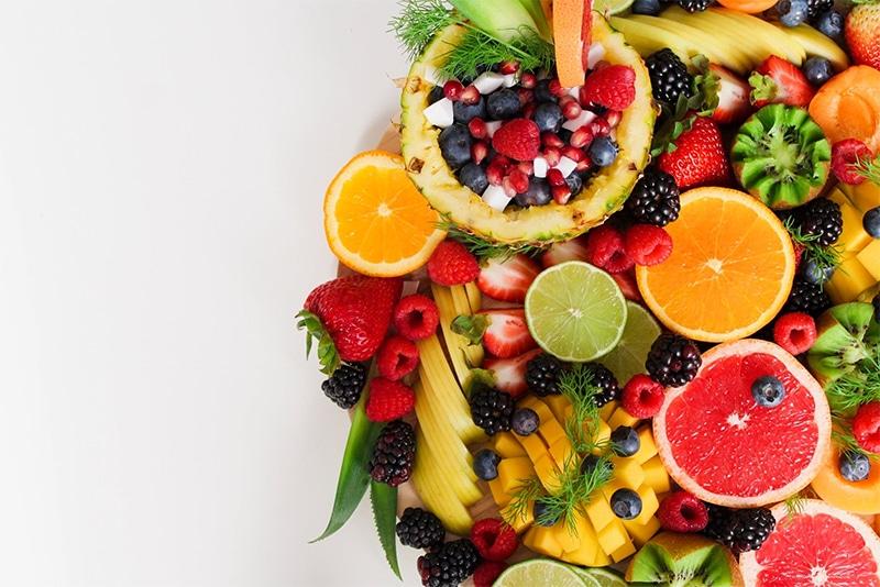 Afvallen met lekker eten