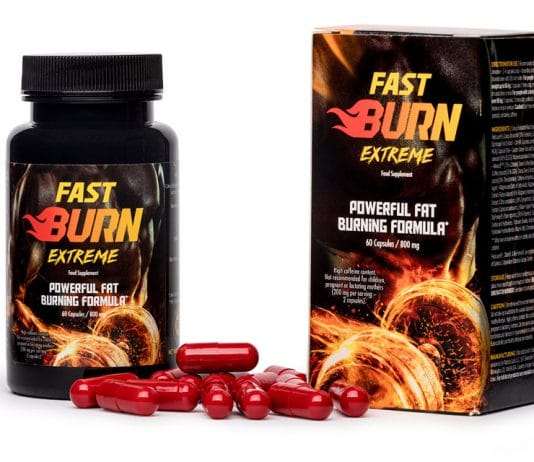 Fast burn Extreme review